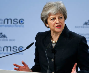 تيريزا ماي ترفض التراجع عن خروج بريطانيا من الاتحاد الأوروبي