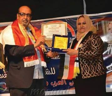 سمية الناصر: حققنا النجاح في مهرجان الشعر العربي الأول