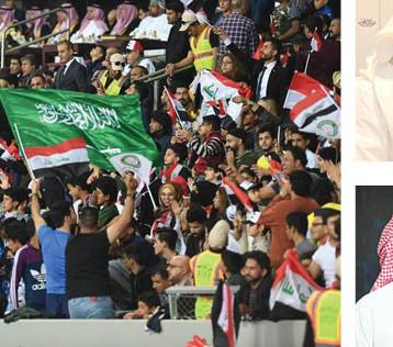 صحفيو السعودية يرحبون بمشاركة العراق في «الرباعية»