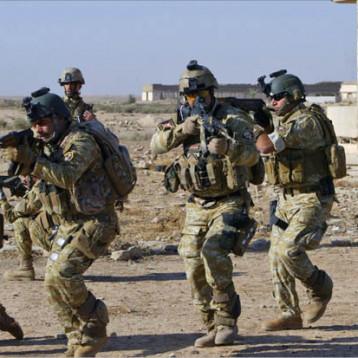 عمليات استباقية لملاحقة فلول الدواعش في أطراف نينوى وقتل داعشيين بتلعفر