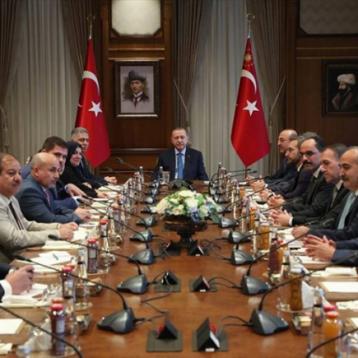 وعد جديد من أردوغان بزيادة الإطلاقات المائية للعراق والإسهام في إعمار المناطق المحررة