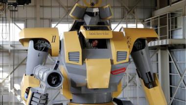 ياباني يصمم أكبر روبوت في العالم