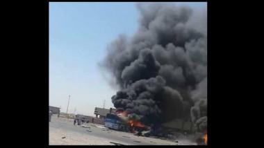 تفجير عنيف يستهدف مطعما في بيجي صلاح الدين