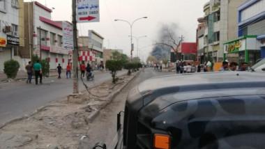 تجدد التظاهرات في البصرة وقطع الطريق على حقل نفطي