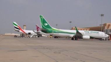 أنباء عن قصف مطار البصرة الدولي بصواريخ كاتيوشا
