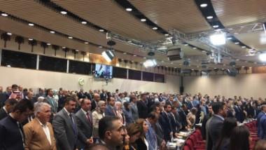 مجلس النواب ينتخب رئيس المجلس ونائبه الأول