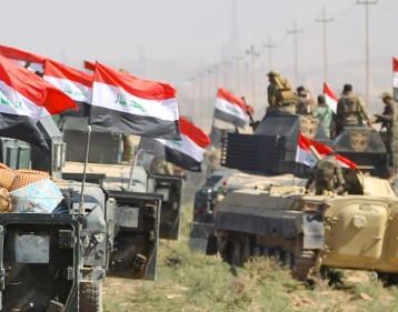 انطلاق عملية عسكرية واسعة في المحافظات الغربية وصولاً للحدود السورية