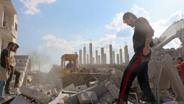 إنتاج النفط السوري رهن 5 سنوات من إعادة البناء