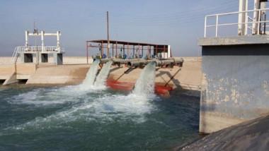 إنجاز مشروع ماء غرب القرنة بطاقة 32 مليون متر مكعب سنوياً