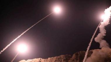 إيران تشن هجوما صاروخيا على شرقي الفرات في سوريا ثأرا لهجوم الأهواز