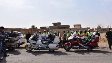 اتحاد الدراجات ينظم فعالية  وطنية من بغداد إلى آمرلي