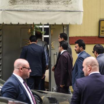 الاعلام يتهم ميتا بقتل خاشقجي والسلطات التركية تفتش القنصلية السعودية في إسطنبول