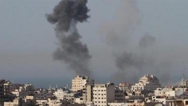 الجيش الإسرائيلي يقصف غزة بعد هجوم صاروخي