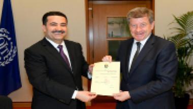 العمل ومنظمة العمل الدولية تبحثان إعداد وثيقة للعمل اللائق في العراق