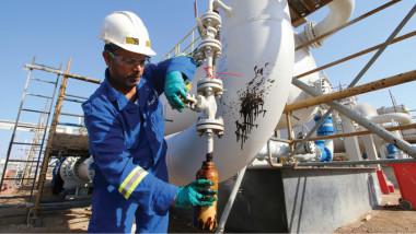 اللعيبي: 85 % من الأيدي العاملة  العراقية ضمن عقود استثمارية جديدة