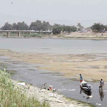 الموارد المائية تعقد مؤتمرا علميا  لمناقشة الشحة المائية في العراق