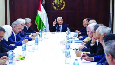الهيئات القيادية الفلسطينية تجتمع تحضيراً لجلسات المجلس المركزي