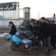 ايقاف التبادل التجاري في معبر جذابه الحدودي مع العراق