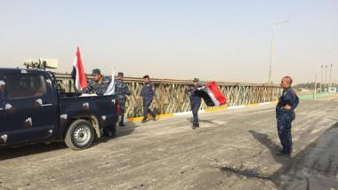 """بعد 315 يوماً.. جسر يسمى """"جدار برلين"""" يعيد ربط أربيل ببغداد"""