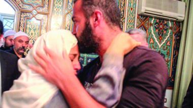 تحرير مخطوفين من السويداء من بينهم ضابط سوري وقائد إيراني