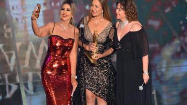 تكريم ليلى علوي بمهرجان السينما العربية