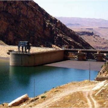 وزير الموارد المائية: السدود الإيرانية سيطرت على دربندخان وقللت من مواردنا