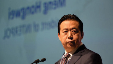 رئيس الشرطة الجنائية الدولية -انتربول – معتقل في الصين