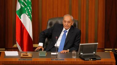 بري يحذّر من محاولات لتصفية القضية الفلسطينية