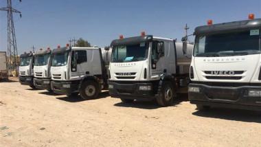 ضبط 27 سيارة حوضية في البصرة لم تستعمل منذ استيرادها عام 2016