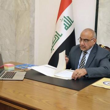 عبد المهدي يقدّم برنامجه الحكومي الأسبوع المقبل والوزارات السيادية سيشغلها أهل الخبرة