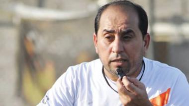 فوزي عبد السادة.. يسعى إلى النجاح في أولى خطواته التدريبية