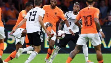 كومان يتغنى بالانتصار الساحق.. وليخت  يدخل تاريخ هولندا أمام ألمانيا