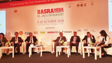 مؤتمر البصرة للنفط والطاقة في اسطنبول.. اللعيبي يدعو الشركات العالمية الإسهام في إعمار البصرة