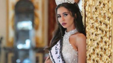 ملكة جمال لبنان تفقد لقبها