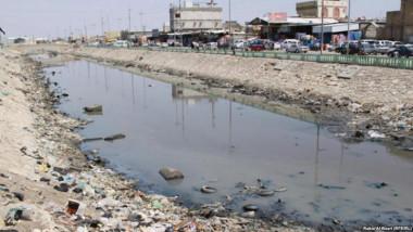 مناقشة العوامل المسببة للتلوث البيئي  في  المحافظة والمعالجات المطلوبة