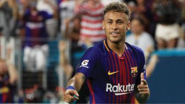 نيمار يأمل في إصلاح الأمور من أجل العودة إلى برشلونة