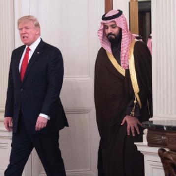 """""""نيويورك تايمز"""" تنشر مقالاً باللغة العربية يهاجم ترامب وبن سلمان"""