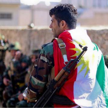 وزارة البيشمركة تدعو الى تنسيق عالي المستوى مع القوّات العراقية