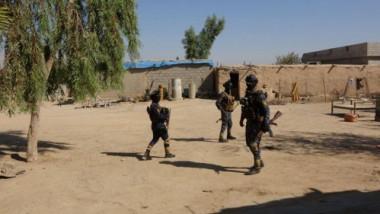 قتل ارهابي بعد مطاردته بقرية في كركوك