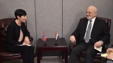 رئيسة وزراء النرويج تزور العراق قريباً