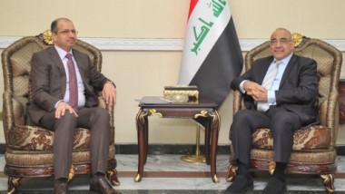 الجبوري يلتقي عبد المهدي لبحث حوارات تشكيل الكابينة الوزارية