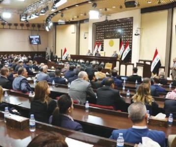 الحكيم يبحث مع الديمقراطي الكردستاني تشكيل الحكومة والمسؤولياتِ المترتبة على الكتلِّ