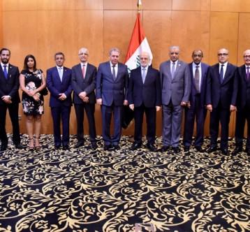 العراق يعلن استعداده لإعادة العلاقات بين لبنان وسوريا