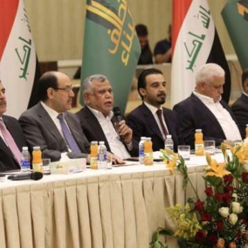 تحالف الفتح يعلن موقفه من كابينة وزارية غير مكتملة