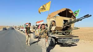 الحشد ينشر 20 الف مقاتل على الشرط الحدودي مع سوريا