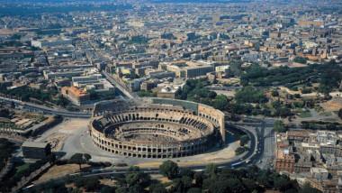 إن كنت عابراً في روما