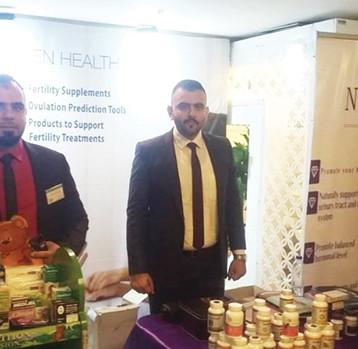 اختتام فعاليات المؤتمر السنوي السابع لدائرة صحة الكرخ