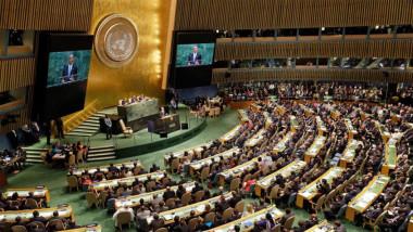 الأمم المتحدة تؤكد سيادة سورية على هضبة الجولان المحتلة