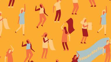 الأمم المتحدة تطلق حملة «عالم برتقالي في ١٦ يوماً» وتسلط الضوء على أصوات الناجيات