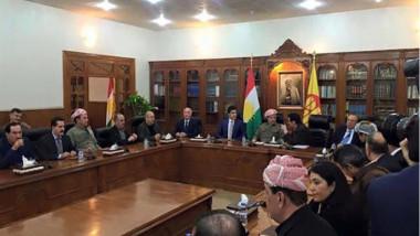 الديمقراطي يقدم ضمانات لحركة التغيير  لقاء مشاركتها في حكومة الإقليم المقبلة